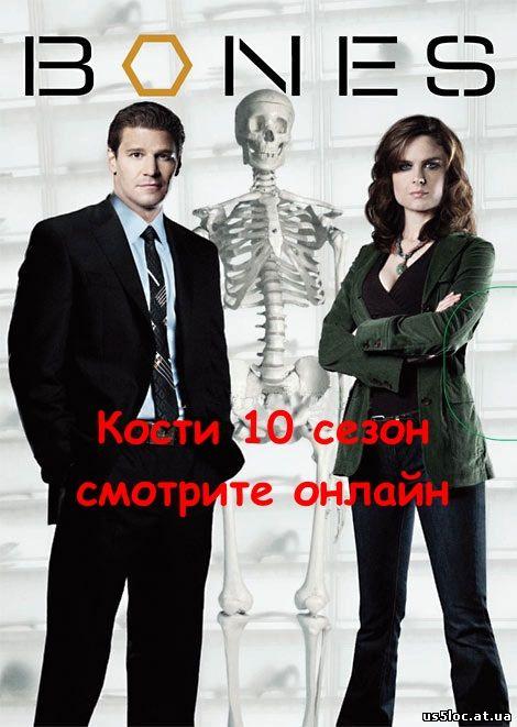кости сезон 8 серия 3